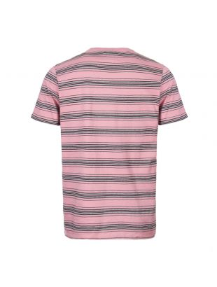T-Shirt Vintage Stripe - Cedar Pink