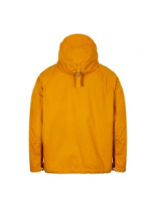 Smock Jacket - Golden Ochre