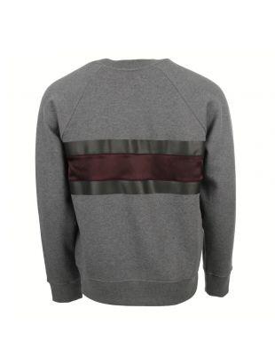 Sweatshirt - Grey / Plum