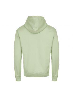 Hoodie – Pale Green