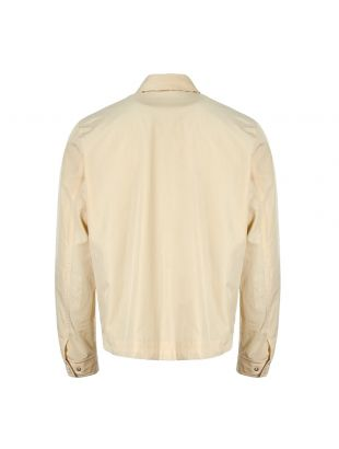 Jacket - Snap Button Yellow