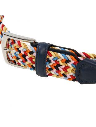 Woven Belt - Multi