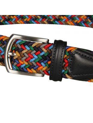 Woven Belt - Multicolour