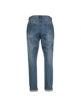 Jeans - Stonewashed Indigo