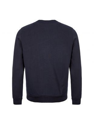Sweatshirt Logo - Navy