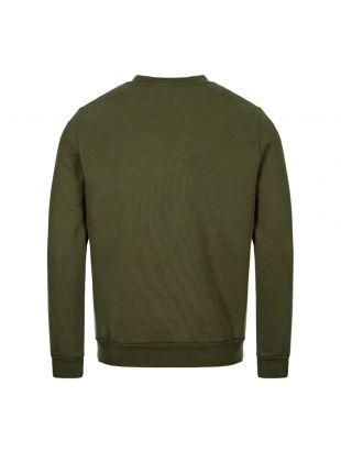 Sweatshirt Logo - Green
