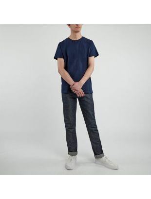 T-Shirt – Jimmy Dark Navy