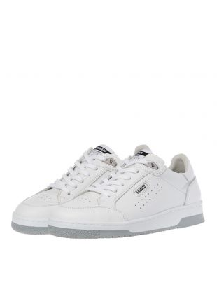 Clean 180 Sneakers - White / Grey
