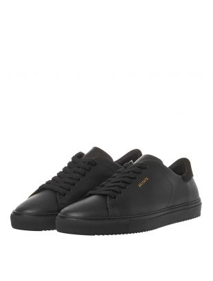 Clean 90 Sneaker - Black Leather