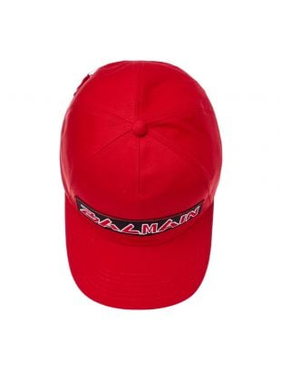 Cap Logo - Red