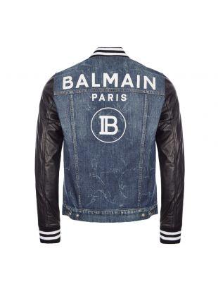 Jacket Denim – Blue