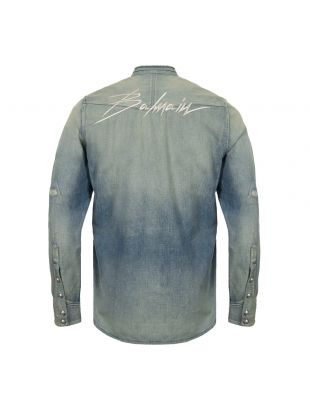 Denim Shirt - Washed