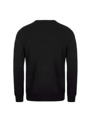 Jumper – Knitted Black / White