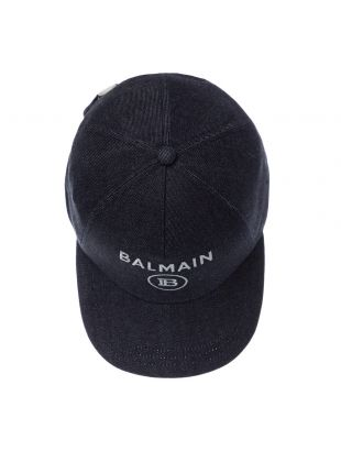 Cap - Logo Denim