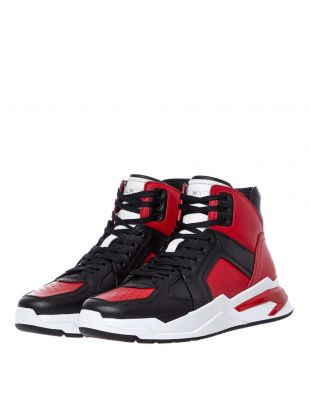 Trainers B-Ball - Red / Black