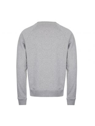 Sweatshirt – Logo Grey