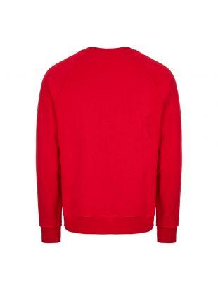 Sweatshirt Logo - Red