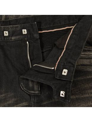Jeans Tapered - Black