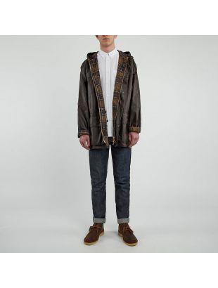 Jacket Durham Wax - Olive