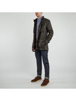 Corbridge Jacket - Olive