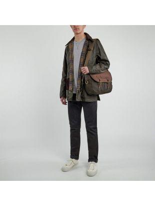 Ashby Jacket - Olive