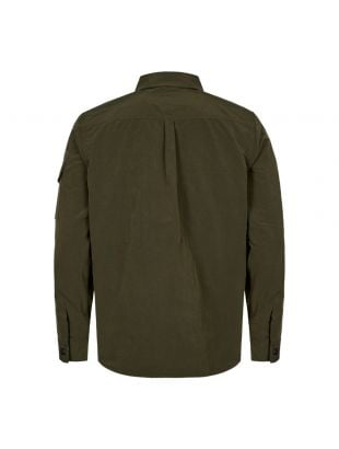 Askern Overshirt - Green