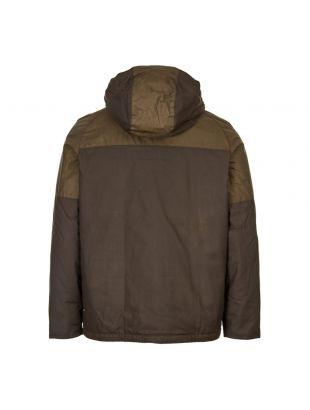 Beacon Jacket - Wax Peat Green