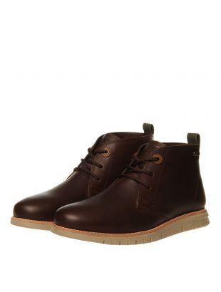 Burghley Boot - Dark Brown