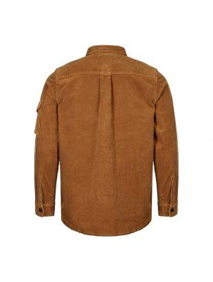 Beacon Askern Overshirt - Tan