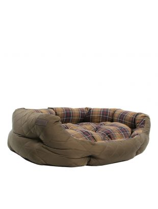 Quilted Dog Bed 35