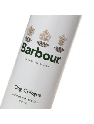 Dog Cologne - White