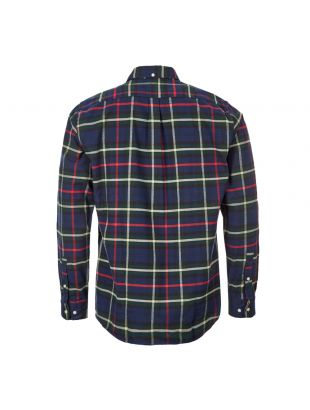 Check Shirt – Navy