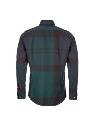 Dunoon Shirt - Green / Black