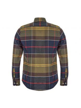 Tartan Shirt – Green / Red