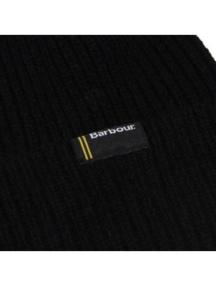 International Beanie - Black