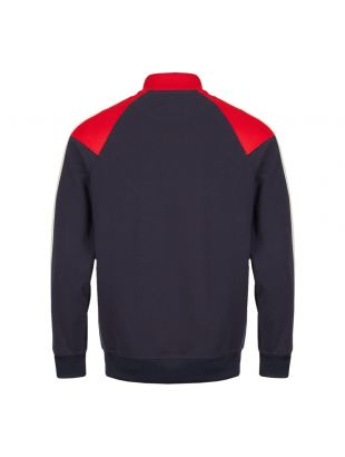 International Track Top Diode - Navy / Red