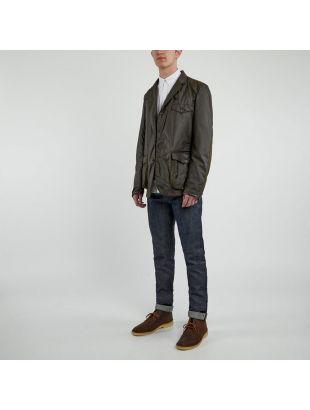 Beacon Sports Jacket - Olive