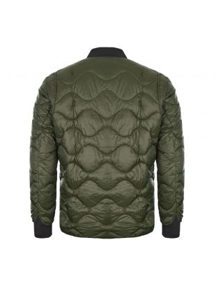 International Synon Jacket - Forest Green