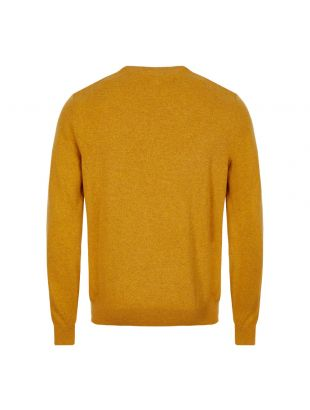 Knitted Sweatshirt Beacon Logo - Golden / Yellow