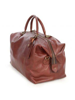 Bag - Brown Leather Travel Explorer