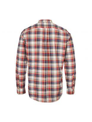 Shirt Madras 1 - Red/Blue Check