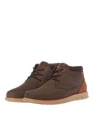 Boots Nelson - Brown