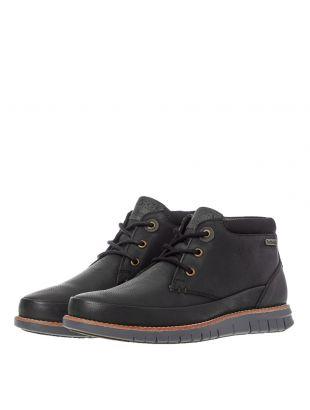 Nelson Boot - Black