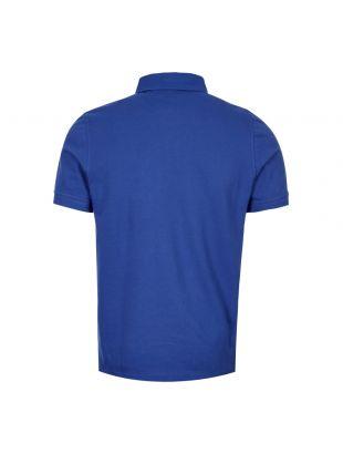 Beacon Polo Shirt – Sea Blue