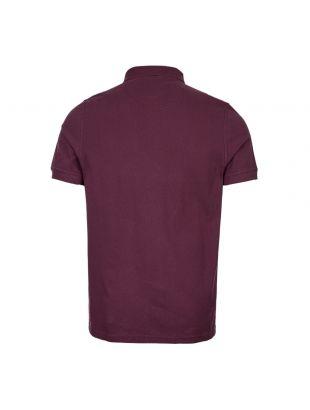 Beacon Polo Shirt – Merlot