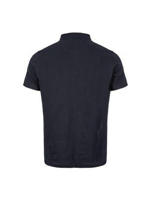 International Polo Shirt Logo – Navy