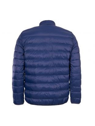 Beacon Jacket Quilted Sergeant - Navy