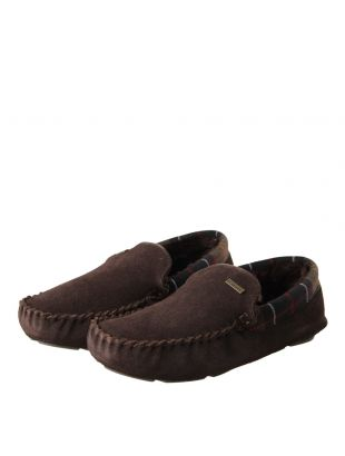 Monty Slippers - Brown