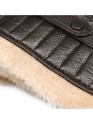 Gloves - Brown Utility Leather