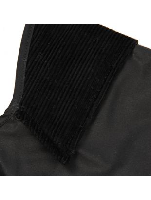 Dog Coat - Black Wax